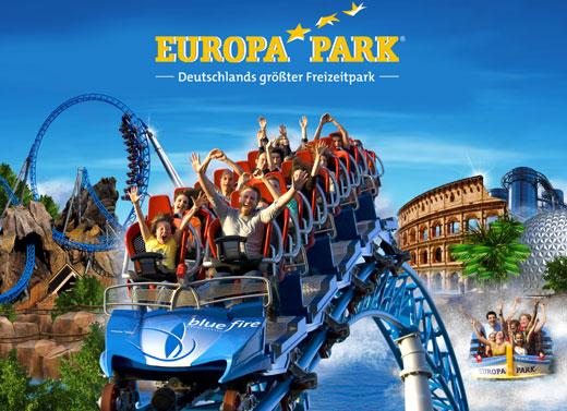 Sortie  Europa  Park  20  mai  2017